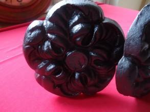 gietijzer anker rozet