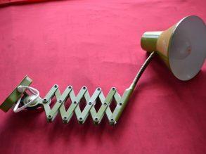 Vintage Design Hala schaarlamp Busquet