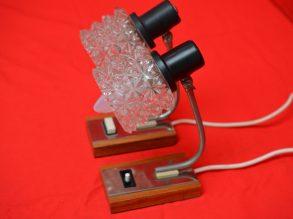 3 Bureau lampjes.