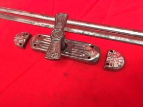 Art Deco (Art Nouveau) kruk espagnolet
