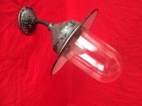 Mooie Jaren'30 stallamp