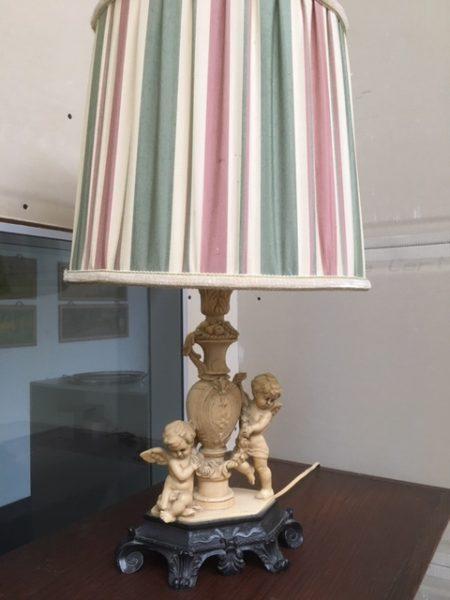 A. Santini lamp uit de jaren'70