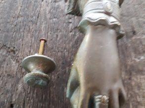 Deurbeslag Te Koop.Deurbeslag 2e Hands 2e Kans Restauratie Van Antiek Hang En