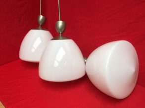 3 grote hanglampen