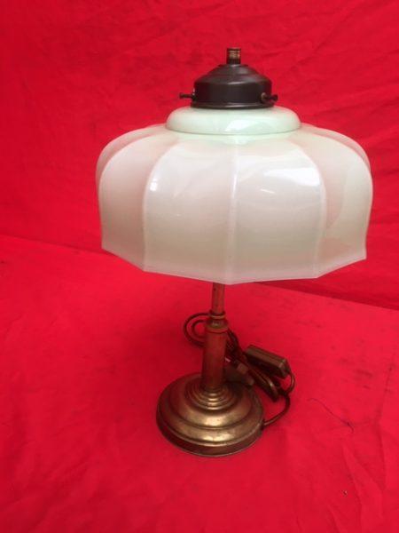 Jaren'30 Tafellamp.