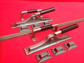 2 Bauhaus espagnoletten uit de Jaren'50.
