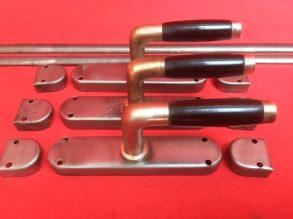 3 Ton-model kruk espagnoletten.