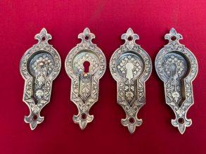 4 antieke schuifdeur kommen